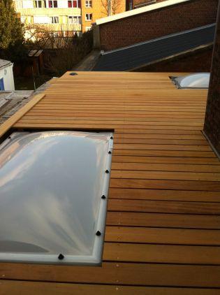 Nos constructions de terrasses en bois